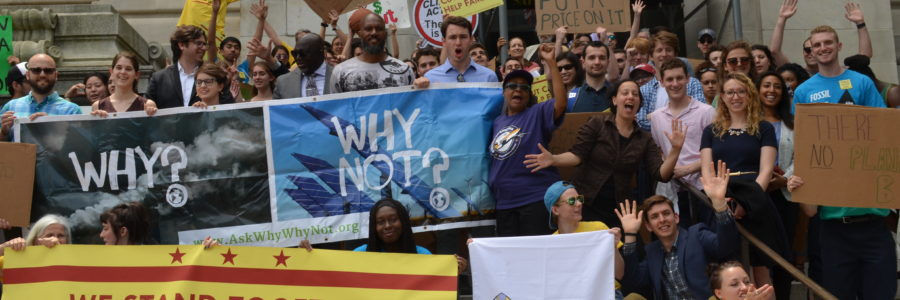 """New DC """"carbon fee"""" proposed; activists say it's not enough"""