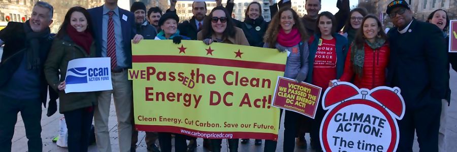 DC Council Passes Strongest Climate Policy in the Nation